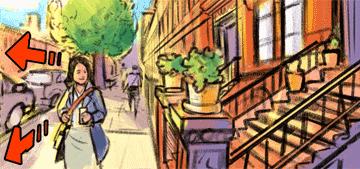 Storyboards: Property Video Spot
