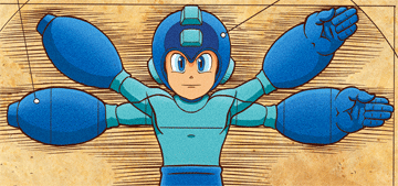 Mega Man #49 Variant Cover