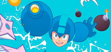 Mega Man #53 Cover