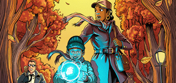 Raising Dion # 1 (Preview)