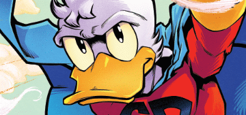 Super Duck Variant Cover
