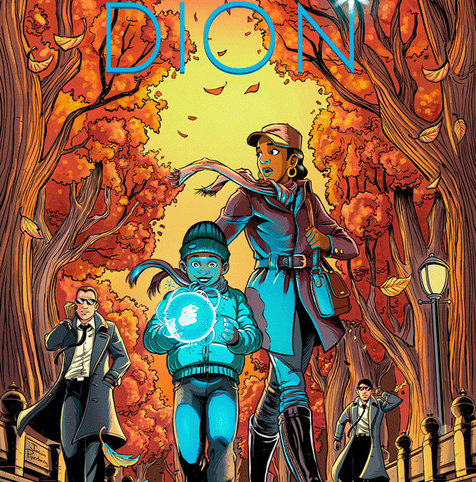 Raising Dion is getting a Netflix Series