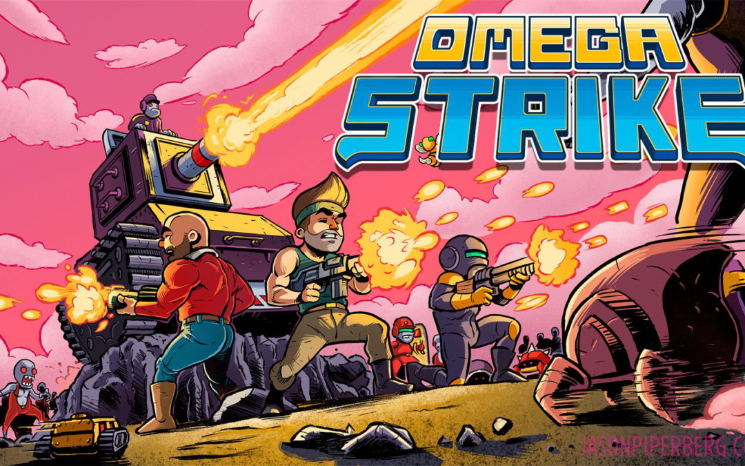 Omega Strike Cover Process