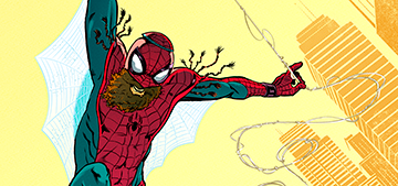 The Amazing Spider-Mensch